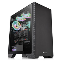 Thermaltake S300 Tempered Glass Edition Mid Tower Chassis