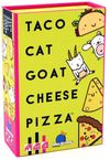 Taco Cat Goat Cheese Pizza (Party Game)