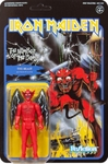 Iron Maiden - Reaction Figure - the Number of the Beast (Album Art) (Merchandise Collectible)