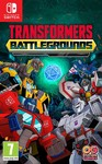 Transformers Battlegrounds (Nintendo Switch)