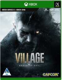 Resident Evil 8: Village - Lenticular Standard Edition (Xbox Series X / Xbox One) - Cover