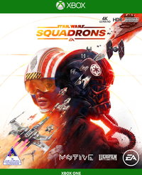 Star Wars: Squadrons (Xbox One) - Cover