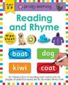 Reading And Rhyme - Roger Priddy (Board Book)
