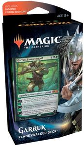 Magic: The Gathering - Core Set 2021 Planeswalker Deck - Garruk (Trading Card Game)