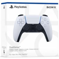 Sony PlayStation 5 - DualSense Wireless Controller - White (PS5)