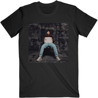 Louis Tomlinson - Walls Unisex T-Shirt - Black (Small) - Cover
