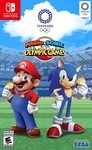 Mario & Sonic At the Olympic Games: Tokyo 2020 (US Import Switch)