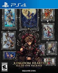 Kingdom Hearts All-In-One Package (US Import PS4)