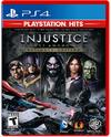 Injustice: Gods Among Us - Ultimate Edition (US Import PS4)
