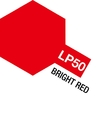 Tamiya - Colour Lacquer 10ml - LP-50 Bright Red