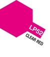 Tamiya - Colour Lacquer 10ml - LP-52 Clear Red
