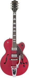 Gretsch G2420T Streamliner Hollow Body Electric Guitar (Candy Apple Red) - Cover