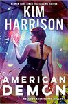 American Demon - Kim Harrison (Hardcover)