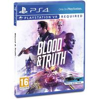 Blood and Truth (Nordic Box -  EFIGS In Game) (PS4)