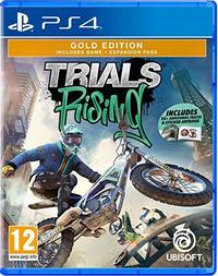 Trials Rising - Gold Edition (PS4) - Cover