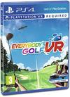 Everybody's Golf VR (Nordic Box -  EFIGS In Game) (PS4)