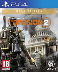 Tom Clancy's - The Division 2 - Gold Edition (PS4) - Cover