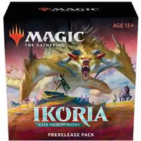 Magic: The Gathering - Ikoria: Lair of Behemoths Prerelease Pack (Trading Card Game)