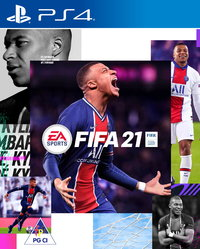 FIFA 21 (PS4/PS5 Upgrade Available) - Cover
