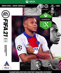 FIFA 21 - Champions Edition (Xbox One / Xbox Series X)