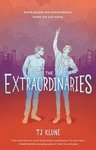 The Extraordinaries - Tj Klune (Hardcover)
