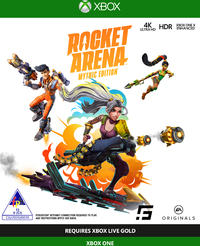 Rocket Arena - Mythic Edition (Xbox One) - Cover