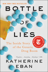 Bottle Of Lies - Katherine Eban (Paperback)