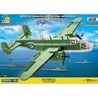 Cobi - WW2 Historical Collection - North American B-25B Mitchell (725 Pieces)