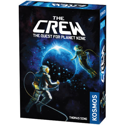 The Crew: The Quest for Planet Nine (Card Game)