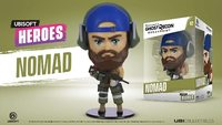 "Ubisoft Chibi Figurine - Ubisoft Heroes Collection Series 1 Nomad ""Tom Clancy's Ghost Recon Breakpoint"" - Cover"
