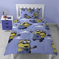 Despicable Me - Bellow Reversible Duvet (Single)