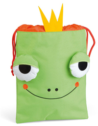 Croacky the Frog - Lunch Bag