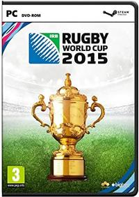 Rugby World Cup 2015 (PC) - Cover