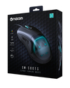 Nacon GM-500ES Wired Gaming Mouse - Optical Sensor - 6400DPI - Black (PC)