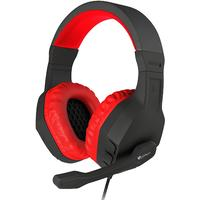 Genesis Gaming Stereo Headset - Argon 200 - Red/Black (PC)
