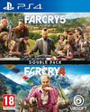 Far Cry 4 & Far Cry 5 - Double Pack (PS4)