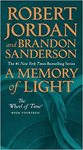 A Memory Of Light - Robert Jordan (Paperback)