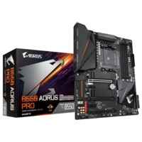 Gigabyte B550 AORUS PRO AMD AM4 Motherboard - Cover