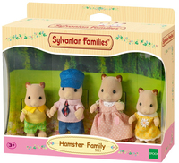 Sylvanian Families - Hamster Family (Playset) - Cover