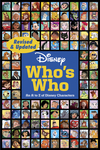 Disney Who's Who - Disney Book Group (Paperback)