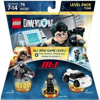 LEGO Dimensions: Level Pack - Mission Impossible (For PS3/PS4/Xbox 360/Xbox One)