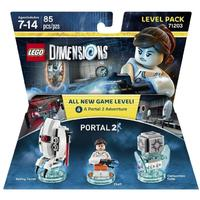 LEGO Dimensions: Level Pack - Portal 2 (For PS3/PS4/Xbox 360/Xbox One)