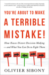 You're About To Make A Terrible Mistake - Olivier Sibony (Hardcover)