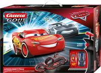 Carrera - GO!!! Disney Pixar Cars - Speed Challenge (Slot Cars Set)