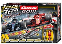Carrera - GO!!! Speed Grip (Slot Cars Set)