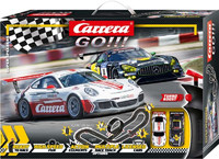 Carrera - GO!!! Super Speeders (Slot Cars Set)