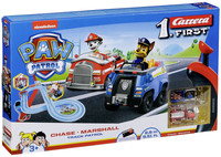 Carrera - First - Paw Patrol - Track Patrol (Slot Cars Set)