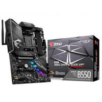 MSI B550 Gaming Edge WiFi AMD B550 ATX Motherboard (Get Assassins Creed Valhalla PC Download Code free)