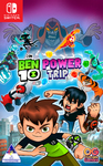 Ben 10: Power Trip (Nintendo Switch)