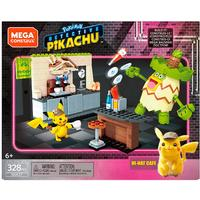 Mega Construx - Pokemon: Detective Pikachu - Hi Hat Cafe (328 Pieces)